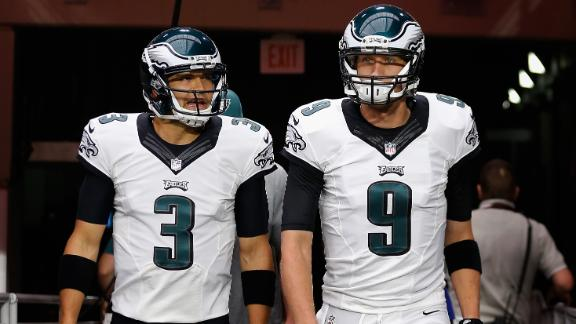Kelly: Feel Bad For Foles, Confident In Sanchez