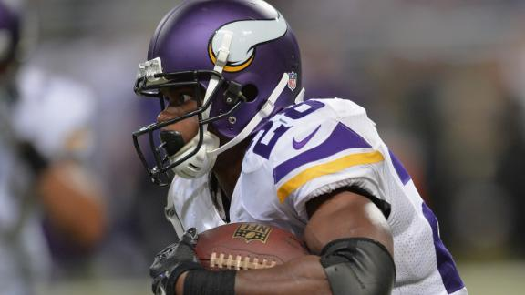 Is Adrian Peterson's Return Imminent?