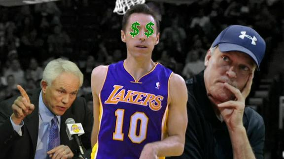 Steve Nash: Keep Gettin' Dem Checks