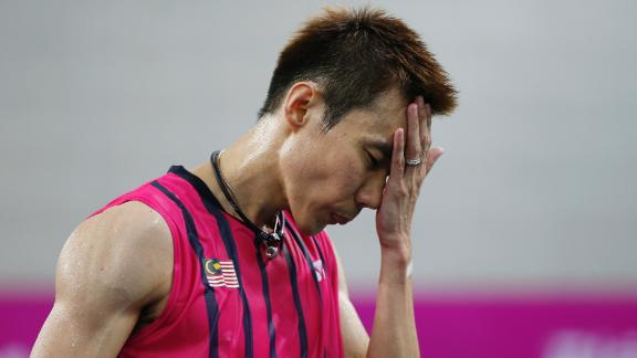 No. 1 Badminton Player Fails Doping Test