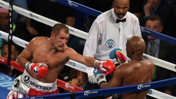 Hopkins Dominated By Kovalev