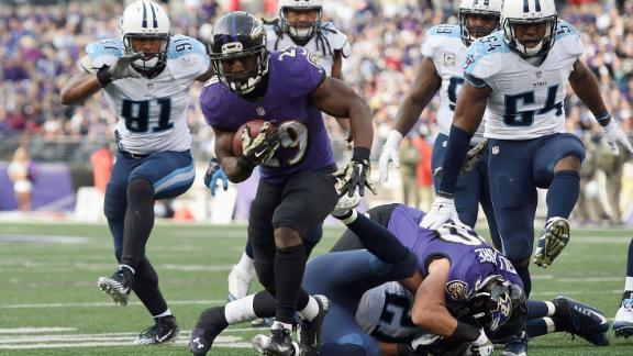 Sunday Blitz: Titans-Ravens Recap