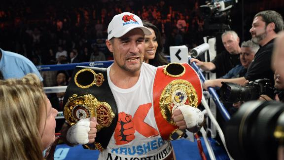 Kovalev On Defeating Hopkins