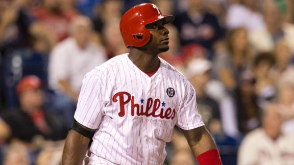 Video - Phillies Looking To Move Ryan Howard