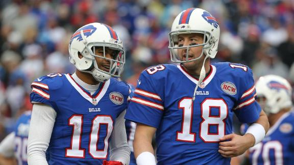 Bills Need Win To Keep Playoff Hopes Alive