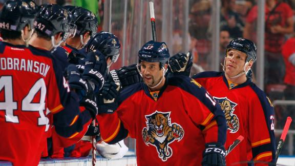 Panthers Snap Skid