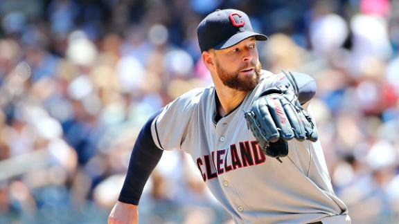 Video - Kluber Wins AL Cy Young Award