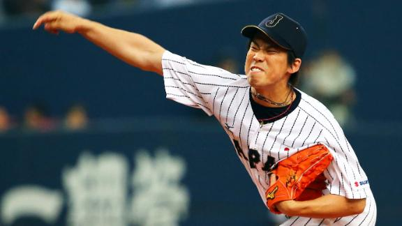 Japan Shuts Out MLB All-Stars