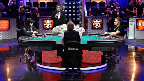 Final Hand Of World Series Of Poker