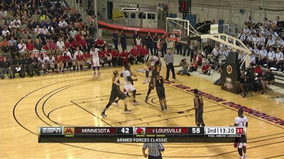 Minnesota Vs Louisville