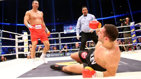 Klitschko Wins By Knockout