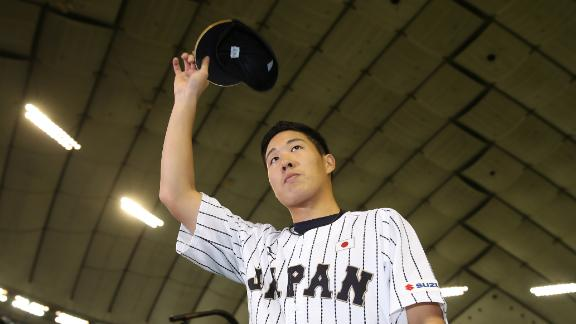 Video - MLB All-Stars No-Hit By Japan