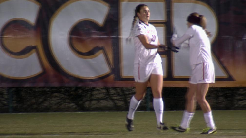 Virginia Tech Women's Soccer Tops Dayton