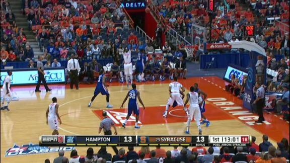 Syracuse Men's College Basketball