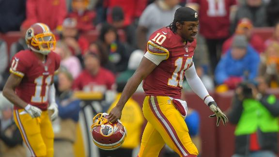 Skip Bayless: RG III Has Lost His Way