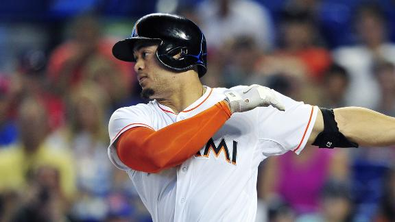 Video - Giancarlo Stanton Agrees To Record Deal