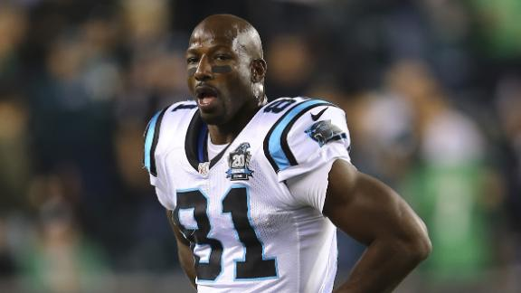 Jason Avant Released By Panthers