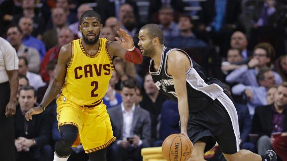 Duncan, Spurs hang on to best LeBron, Cavs
