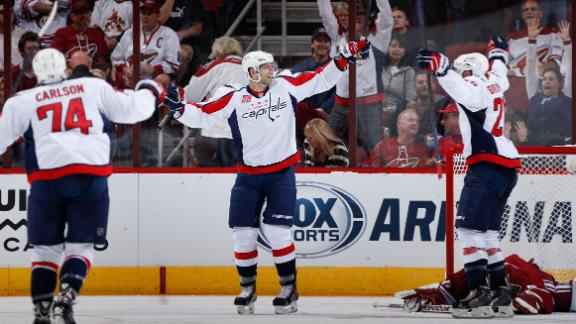 Video - Capitals Win In Overtime