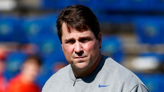 Muschamp: Want To Keep Coaching In 2015