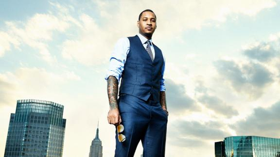 ESPN The Magazine: Carmelo Anthony Prepares For Life After The NBA