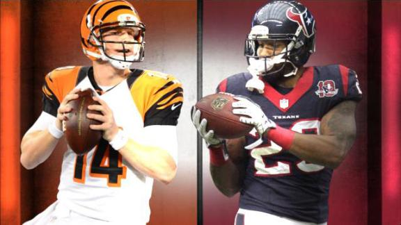Inside Edge: Bengals-Texans