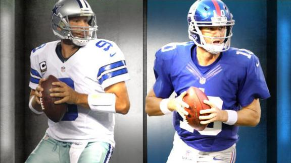 Inside Edge: Cowboys-Giants