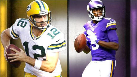Inside Edge: Packers-Vikings