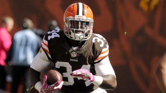 Fantasy: Browns' Backfield