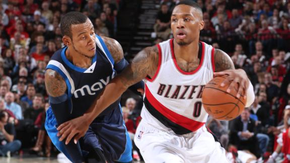 Video - Damian Lillard Is Sugar-Free
