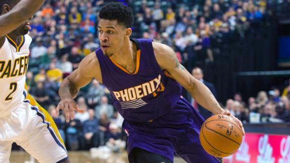 Suns Roll Past Pacers