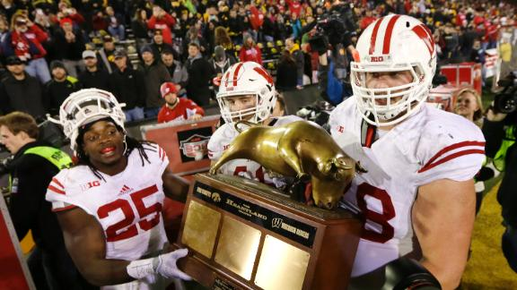 Wisconsin Finds A Way To Win