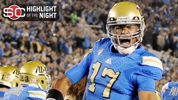 Hundley Carries UCLA Past USC