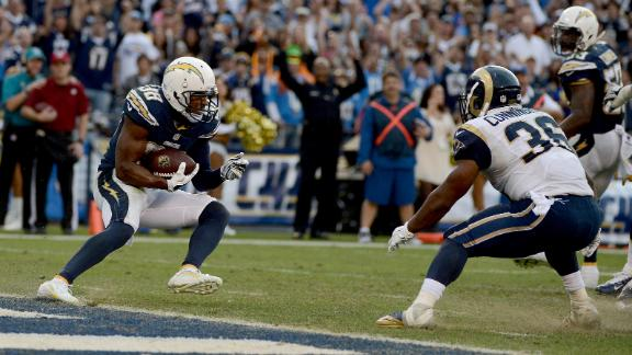 Video - Game Balls: St. Louis at San Diego