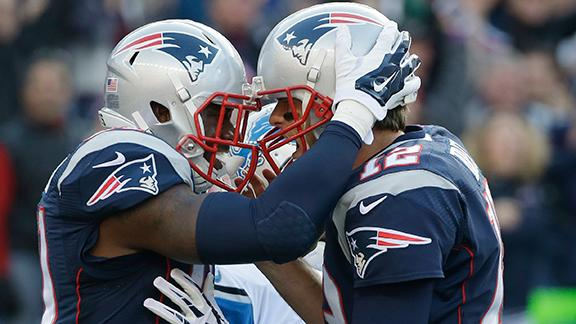 Video - Sunday Double Check: Patriots Roll