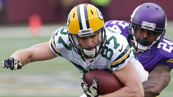 Sunday Blitz: Packers-Vikings Recap