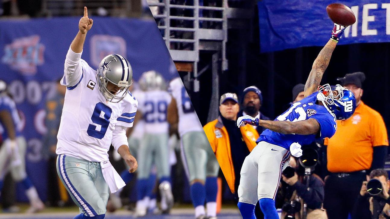 Bryant, Cowboys Rally Past Giants