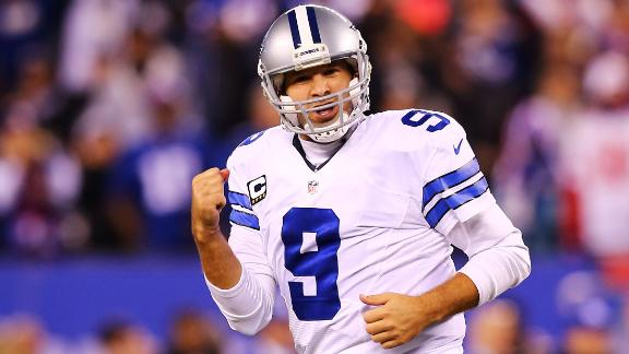 Game Balls: Dallas at NY Giants