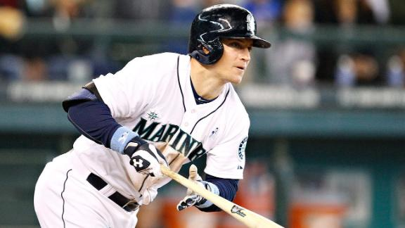 Video - Kyle Seager Gets Megadeal From Mariners