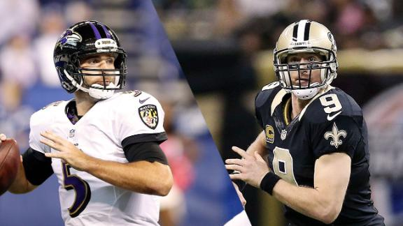 Video - Keys For Ravens, Saints On 'Monday Night Football'