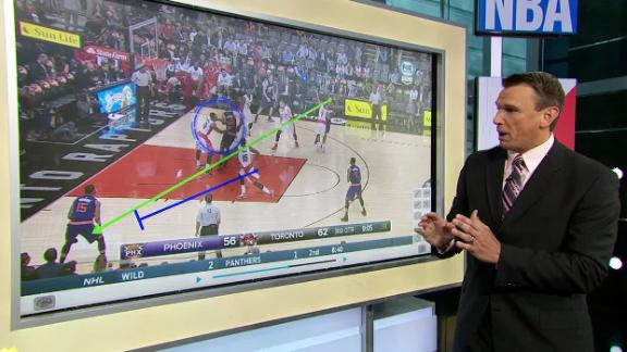 Video - Raptors Committed To Defense