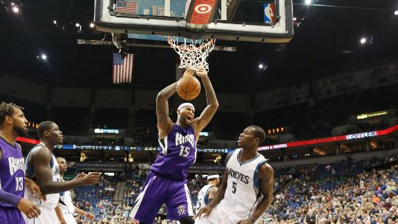 Video - Cousins, Kings Win Third Straight