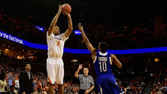 Virginia Crushes Tennessee State