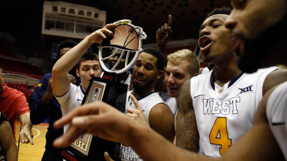 West Virginia Captures 2014 Puerto Rico Tip-Off Championship