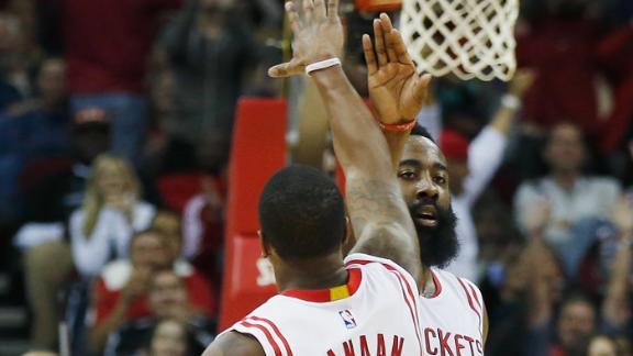 Video - Rockets Fly By Kings
