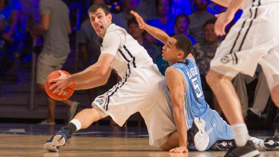 Butler Beats UNC In The Bahamas