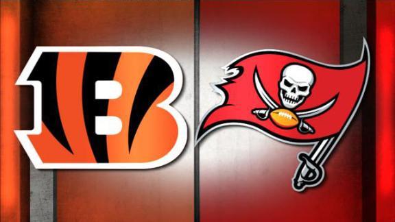 Video - NFL Live Prediction: Bengals-Buccaneers
