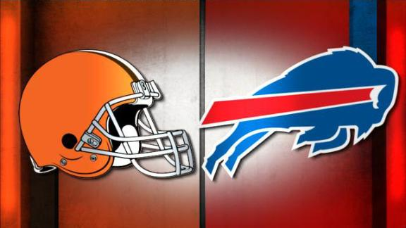 NFL Live Prediction: Browns-Bills