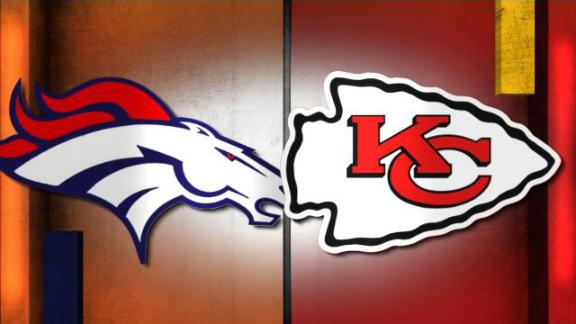 NFL Live Prediction: Broncos-Chiefs