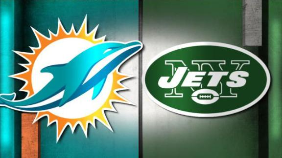Video - NFL Live Prediction: Dolphins-Jets